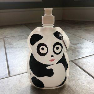 Panda Collapsible drink bottle